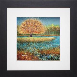 Graves-Brown 'Jewel River' Framed Artwork