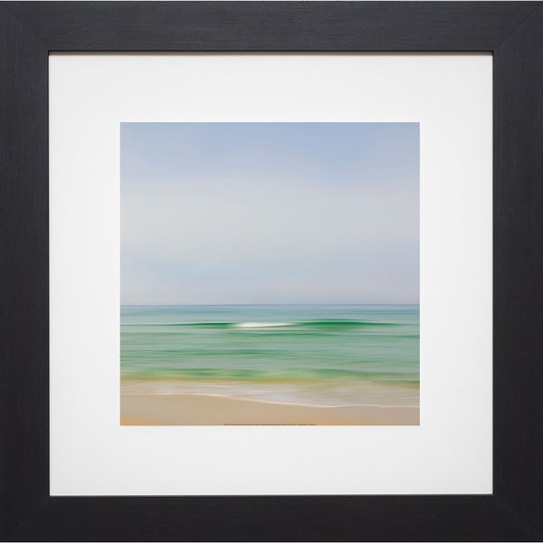 Rowell 'Seacoast 165' Framed Artwork 13856588