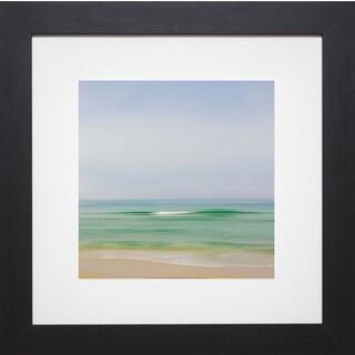 Rowell 'Seacoast 165' Framed Artwork