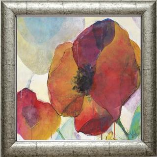 Kennedy 'Poppy II' Framed Artwork