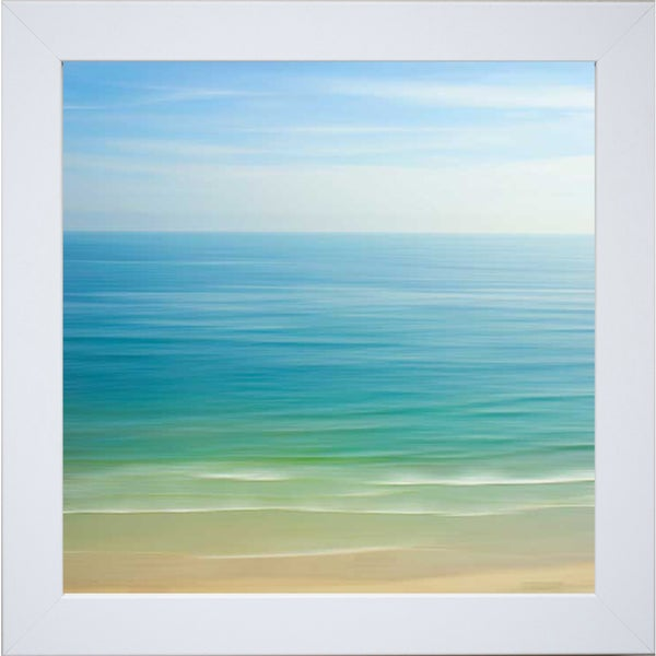 Rowell 'Seacoast 121' Framed Artwork
