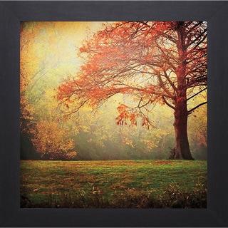 Horner 'Just Around the Corner' Framed Artwork