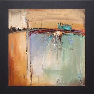 Patricia Pinto 'Escape I' Framed Artwork