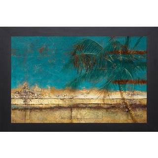 Patricia Pinto 'Sea Landscapes' Framed Artwork