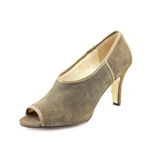 All Black Women's 'Hi' Regular Suede Dress Shoes