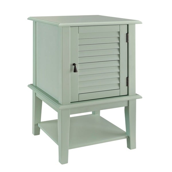 Oh! Home Hertford Aqua Shutter Door Table