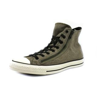 Converse Men's 'CT AS Double Zip Hi' Fabric Athletic Shoe (Size 11.5 )