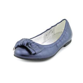 Venettini Girl (Youth) 'Maya' Leather Dress Shoes