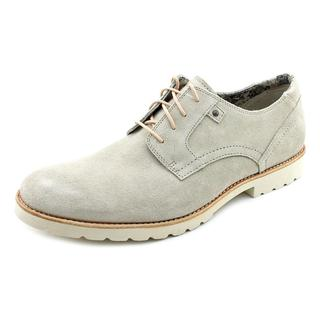 Rockport Men's 'Ledge Hill Plain Toe' Regular Suede Casual Shoes