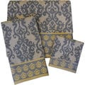 Waverly Luminary Jacquard 3-piece Towel Set