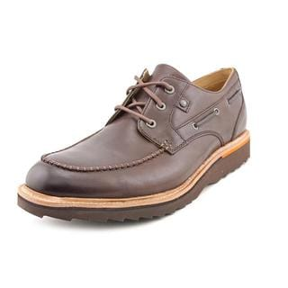 Rockport Men's 'Union Street Boat Moc' Leather Casual Shoes