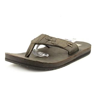 Sanuk Men's 'Colt' Leather Sandals