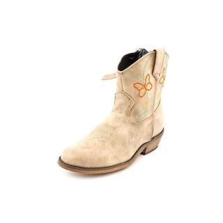 Dingo Girl (Youth) 'Youth' Basic Textile Boots
