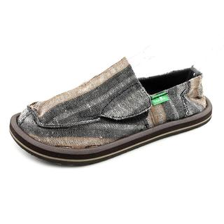 Sanuk Boy (Youth) 'Donny' Canvas Casual Shoes