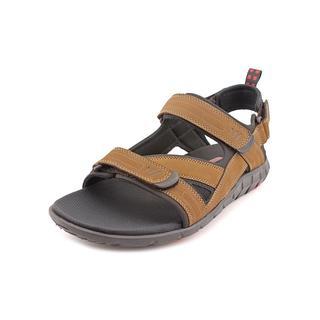 Rockport Men's 'TruWalk Zero Summer Sport 3 Strap' Leather Sandals