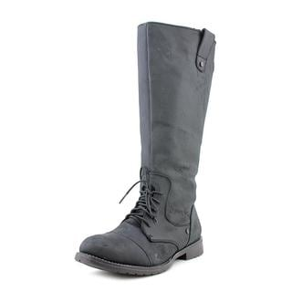 Bearpaw Women's 'Nia' Leather Boots (Size 8 )