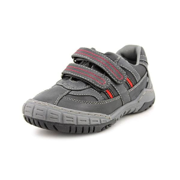 Jumping Jacks Boy (Toddler) 'Pal' Leather Athletic Shoe