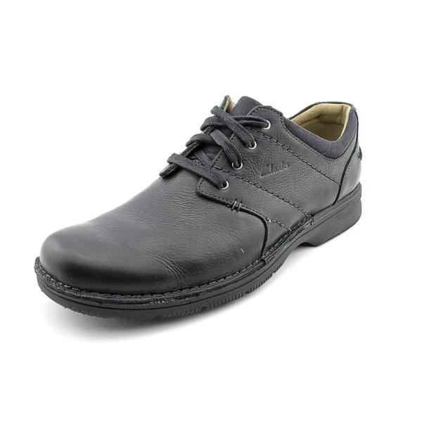 Clarks Men's 'Senner Place' Leather Casual Shoes