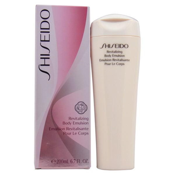 Shiseido Revitalizing Body 6.7-ounce Emulsion