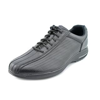 Rockport Men's 'Cr Biketoe' Leather Athletic Shoe