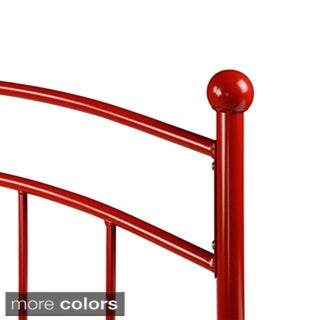 Children's Twin Metal Headboard