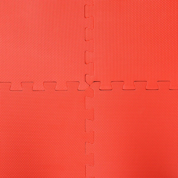 Soozier Interlocking EVA Foam Protective Flooring Mats (24 Square Feet)