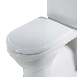 Caroma 813306W Adelaide Toilet Seat in White