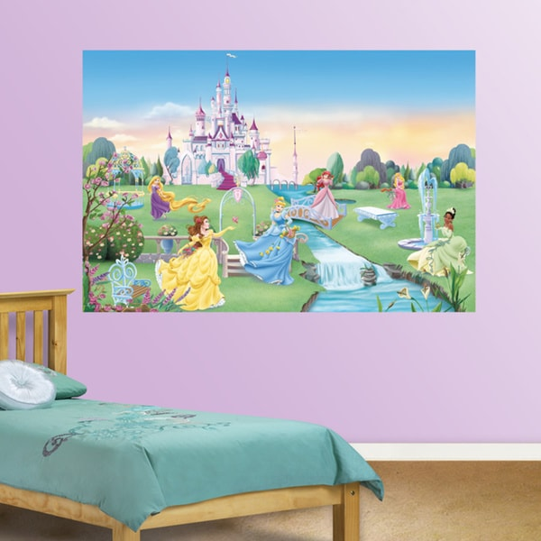 Fathead Disney Princess Mural Wall Decals