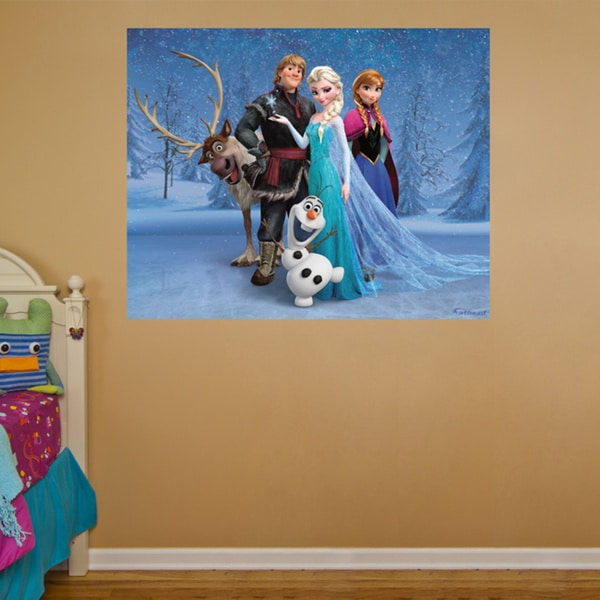 Fathead Disney Frozen Mural Wall Decals