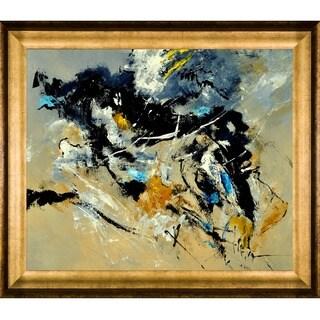 Pol Ledent 'Abstract 8821011' Framed Fine Art Print