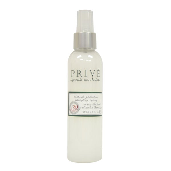 Prive Thermal Protection 6-ounce Detangling Spray