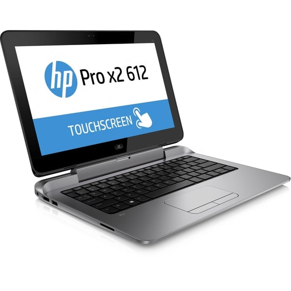 "HP Pro x2 612 G1 Tablet PC - 12.5"" - In-plane Switching (IPS) Technol"