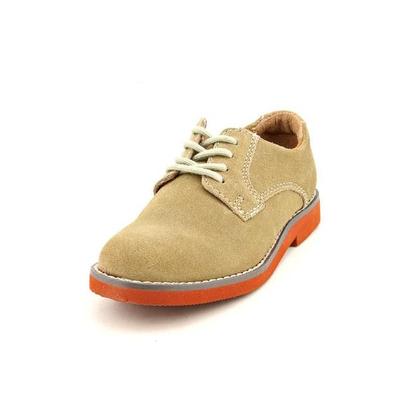 Florsheim Boy (Toddler) 'Kearny Jr' Kid Suede Dress Shoes (Size 10 )