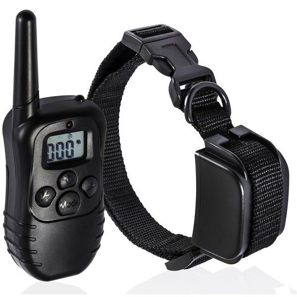 Oxgord Rechargeable Waterproof Dog Training Collar 13867098