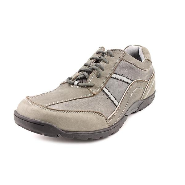 Rockport Men's 'City Trails 2 Stripe Lace Up' Leather Casual Shoes - Wide