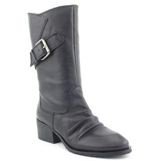 INC International Concepts Women's 'Cast' Leather Boots (Size 8.5 )