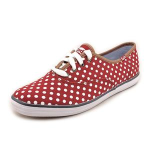 Keds Women's 'CH Dot' Basic Textile Athletic Shoe (Size 5.5 )