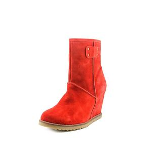 Diba Women's 'Lock It Up' Leather Boots (Size 7.5 )
