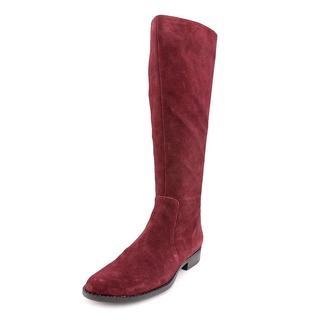 Calvin Klein Women's 'Taylie' Regular Suede Boots (Size 5.5 )