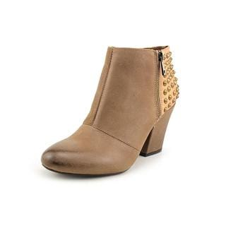 Jessica Simpson Women's 'Casino' Leather Boots (Size 8.5 )