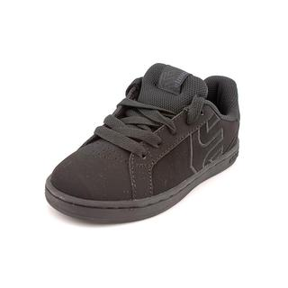 Etnies Boy (Youth) 'Fader LS' Nubuck Athletic Shoe