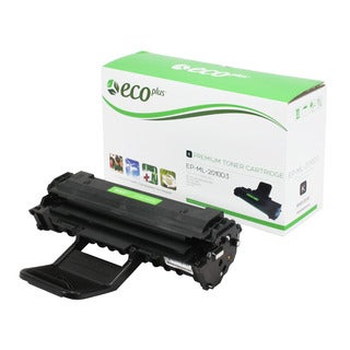 Ecoplus Samsung EPML2010 Re-manufactured Toner Cartridge (Black)