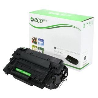 Ecoplus HP EPQ6511A Re-manufactured Toner Cartridge (Black)