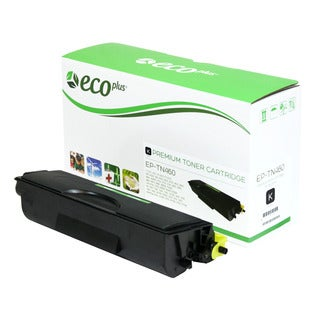 Ecoplus Brother EPTN460 Re-manufactured Toner Cartridge (Black)
