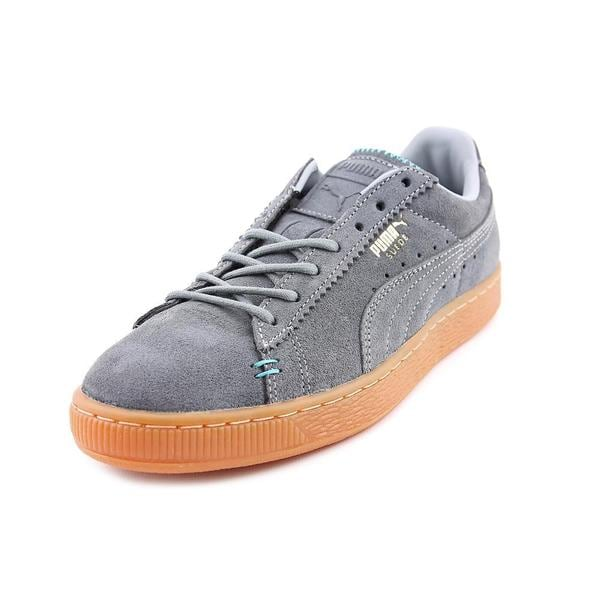 Puma Men's 'Suede Classic Crafted' Regular Suede Athletic Shoe
