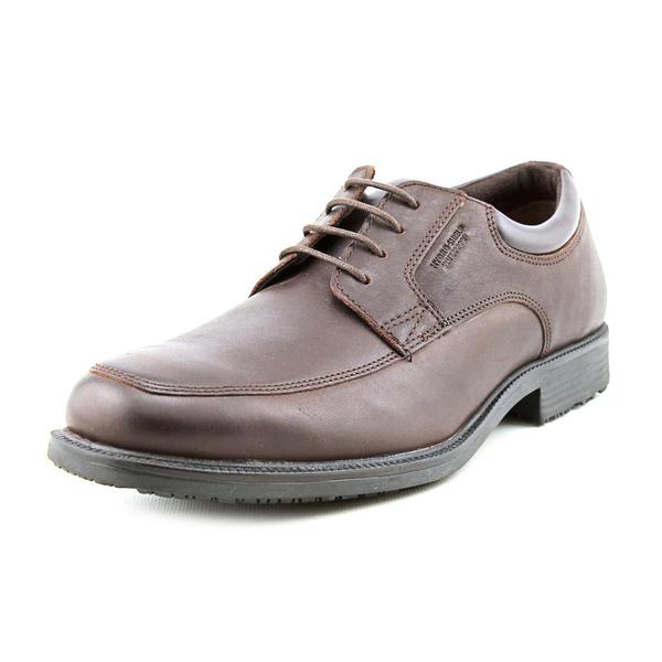 Rockport Men's 'Essential Details WP Apron Toe' Leather Dress Shoes
