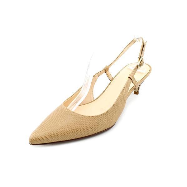 Cole Haan Women's 'Juliana Low Sling 45' Leather Dress Shoes
