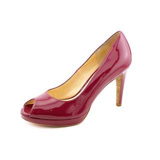Cole Haan Women's 'Chelsea Ot. Pump' Patent Leather Dress Shoes