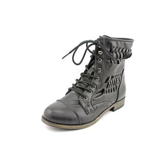 Rampage Women's 'Justeyna' Faux Leather Boots