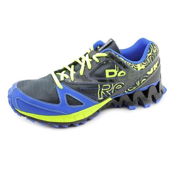 Reebok Men's 'Zigkick Trail 1.0' Synthetic Athletic Shoe